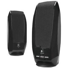 Logitech S150 Digital Speaker System, USB, Black, EA - LOG980000028