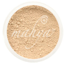 "NEW! MAHYA XL 10g NATURAL MINERAL LONG LASTING FOUNDATION, ""SANDY BEIGE""!"