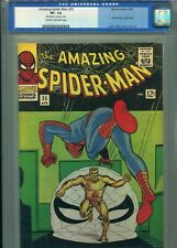 Amazing Spider-man #35 CGC 7.5 VF-STEVE DITKO cover and ART!,..2nd app of Molten