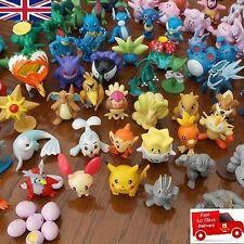 Ensemble Lots Mélangés 24pcs Pokemon Mini Aléatoire Perle Figurines Enfants Toy