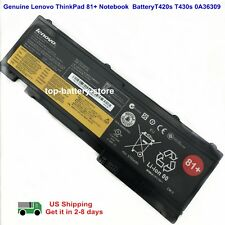 NEW Genuine T430s Battery For Lenovo ThinkPad T430si T420s-4171 45N1036 45N1037