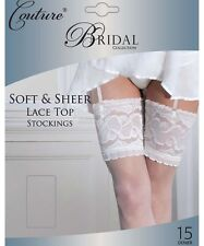 Women's Lace Tights without Pattern