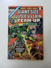 Giant-Size Super-Villain Team-Up #2 VF condition Huge auction going on now!