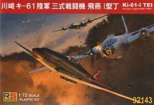 RS Models 1/72 Kawasaki Ki-61 I Tei # 92143