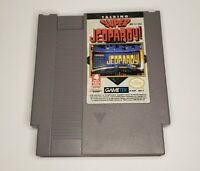 Super Jeopardy (Nintendo Entertainment System, 1991) NES - GAME ONLY