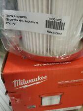 Milwaukee wet/dry filter HEPA 49-90-1900