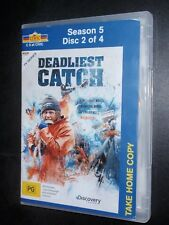 Deadliest catch     Season 5  disc 2     DVD#221