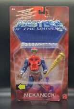 MOTU Masters of the Universe 200X MEKANEK New on card
