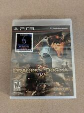 DRAGON'S DOGMA FIRST PRINT PLAYSTATION 3 PS3 BRAND NEW SEALED!