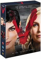 V SERIE TEMPORADA 1 + 2 DVD NUEVO CASTELLANO PRECINTADO ESPAÑOL