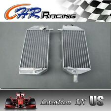 FOR Suzuki RM125 2001-2008 2002 2003 2004 2005 2006 2007 aluminum alloy radiator
