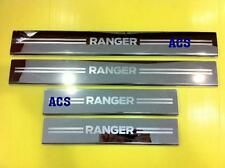 FORD RANGER 2012-2018 SCUFF PLATES DOUBLE CAB 4 DOORS accessory