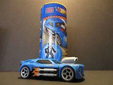 2013 Hot Wheels Mega Bloks Retired Set #91709 Twinduction