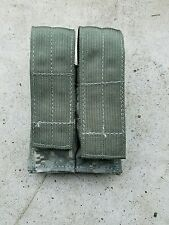Tactical Tailor Double Pistol Mag Pouch with Retention Clips 10010-4 ACU CAMO