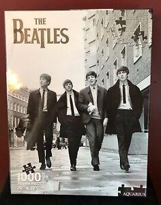 The Beatles Apple Corps 2008 Aquarius 1000 Pc. Puzzle NEW SEALED