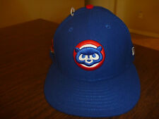 CHICAGO CUBS NEW ERA 59FIFTY 2017 ARIZONA LEAGUE ROYAL BLUE FITTED CAP Sz 7 1/4