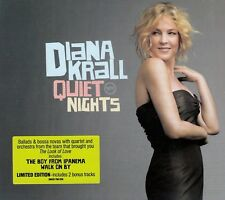 DIANA KRALL : QUIET NIGHTS / CD (LIMITED EDITION)