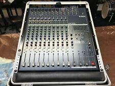 Yamaha Emx 5014C Digital Powered Mixer Rack Mounted in Road Case New