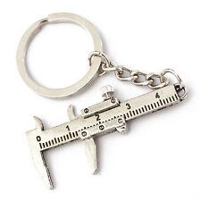Schlüsselanhänger Mini Messschieber Schieblehre Schlüssel Anhänger Geschen GUT
