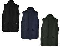 KAM Mens Big Size Gilet Body Warmer Sleveless Jacket Casual Coats M to 8XL Sizes