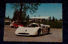Chaparral 2/F - 7000 cc. 8 cil. auto Cartolina viaggiata 1971