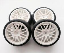 Gravity RC G-Spec Touring Car Rubber Tires Type C (Carpet) Pre Mount (4)  GRC132