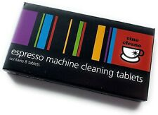 More details for cino cleano espresso machine cleaning tablets 8 count effective machine clean