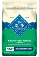 Blue Buffalo Life Protection Natural Lamb & Brown Rice Recipe Adult Dry Dog Food