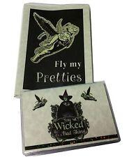 Oz Witch & Monkey Debit Holder & Passport Set Debit Register & Photo Insert