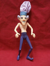 Vtg 80s American Greeting Corp Strawberry Stortcake Purple Pie Man Figure Doll