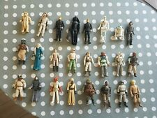 Vintage Star Wars Job Lot Collection bundle Of 24 Figures free UK delivery