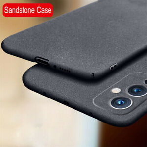 For OnePlus 9 8 7 7T Pro 8T Ultra Slim Frosted Hard PC Sandstone Case Cover
