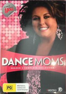 DANCE MOMS - The Complete Season 4 : NEW DVD Box Set