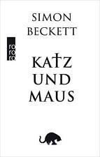 Katz und Maus von Simon Beckett (Taschenbuch)
