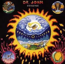 *NEW* CD Album Dr John - In the Right Place (Mini LP Style Card Case)