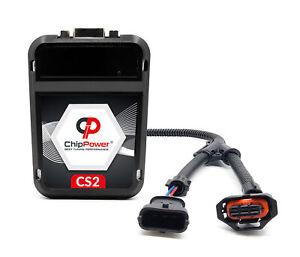ES Chip de Potencia para Mercedes C-Class C 180 CL/S/W203 95 kW 129 CV Box CS2
