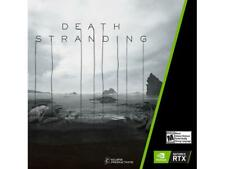 Death Stranding game on PC for Steam NVIDIA GeForce RTX Hideo Kojima NEW DDC