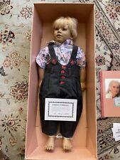 World Child Collection/ Barefoot Children 1988 Annette Himstedt - Kasimir Doll