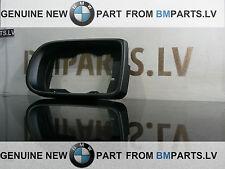 NEW GENUINE BMW E39 E38 DOOR SIDE REAR VIEW MIRROR-MIRROR TRIM RIGHT