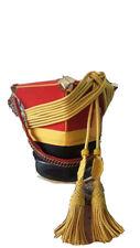 French Napoleonic Polish Shako Czapka of light horse of second regiment (Dutch)
