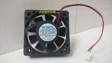 NONOISE Fan  5015 G5015S12D CS DC 12V 0.080A 5CM 2 Pin 50*50*15MM