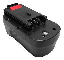 18v 2000mAh NiCD Battery for Black & Decker 244760-00 A18 Firestorm FSB18 FS18BX