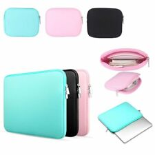 11''15.6''  Pc Cover Sleeve Pouch Notebook Bag Laptop Case for Macbook Ipad