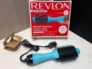 Revlon One-Step Hair Dryer & Volumizer Hot Air Brush RVDR5222MNT  MINT