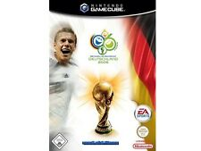 # FIFA Coupe du monde de football 2006 (allemand) GameCube/GC jeu-top #