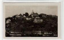 TYNEC N. LABEM: Czechoslovakia postcard (C27144)