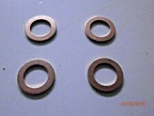 Injector Seal Spill Return Copper Washer x4 for Landrover ERR1304