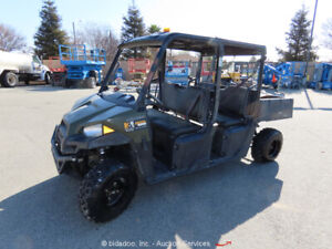 2017 Polaris Ranger 570 EFI 4WD Industrial Utility Equipment Cart -Parts/Repair