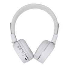 Gembird Kyoto Bluetooth Headset Wireless Stereo Headphones Microphone White