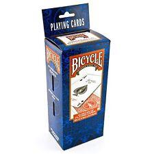Paquete De 12 jugando a las cartas Bicycle - 6 Rojo y 6 Azul juego de Póquer Casino